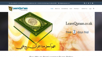 Online Quran Teaching Portal